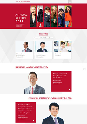 Online Annual Report 2017