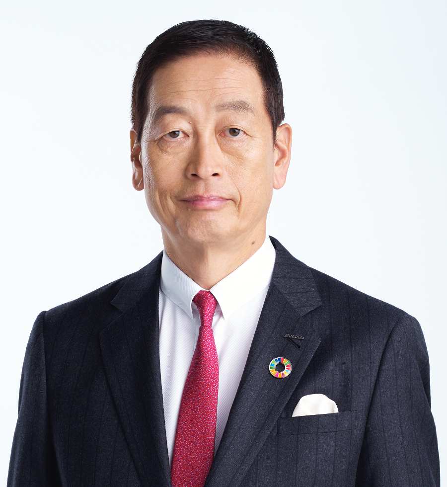 Representative Director, President and CEO Masahiko UOTANI