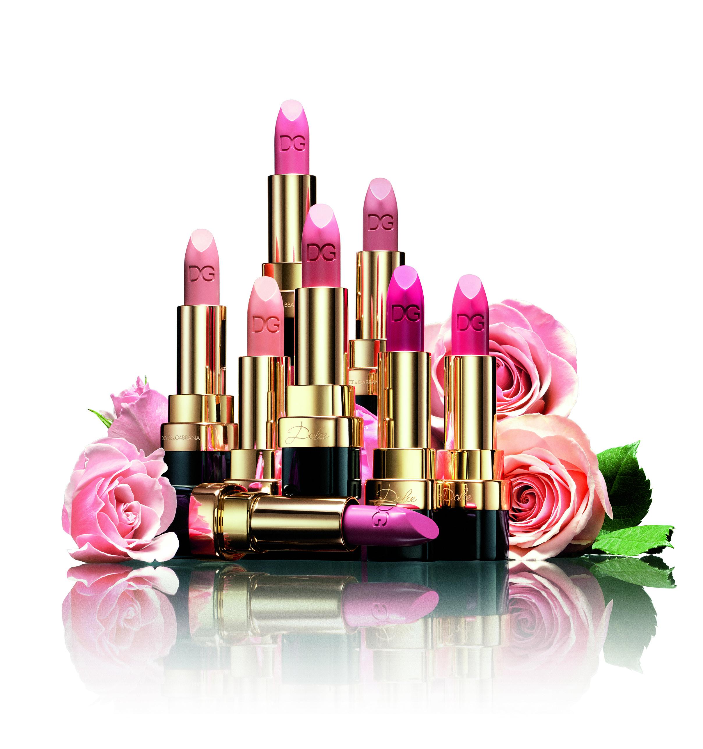 6ac2044dad3 Dolce Matte Lipstick. Download High-resolution Image1731KB. DOLCE&GABBANA  Sales Counter