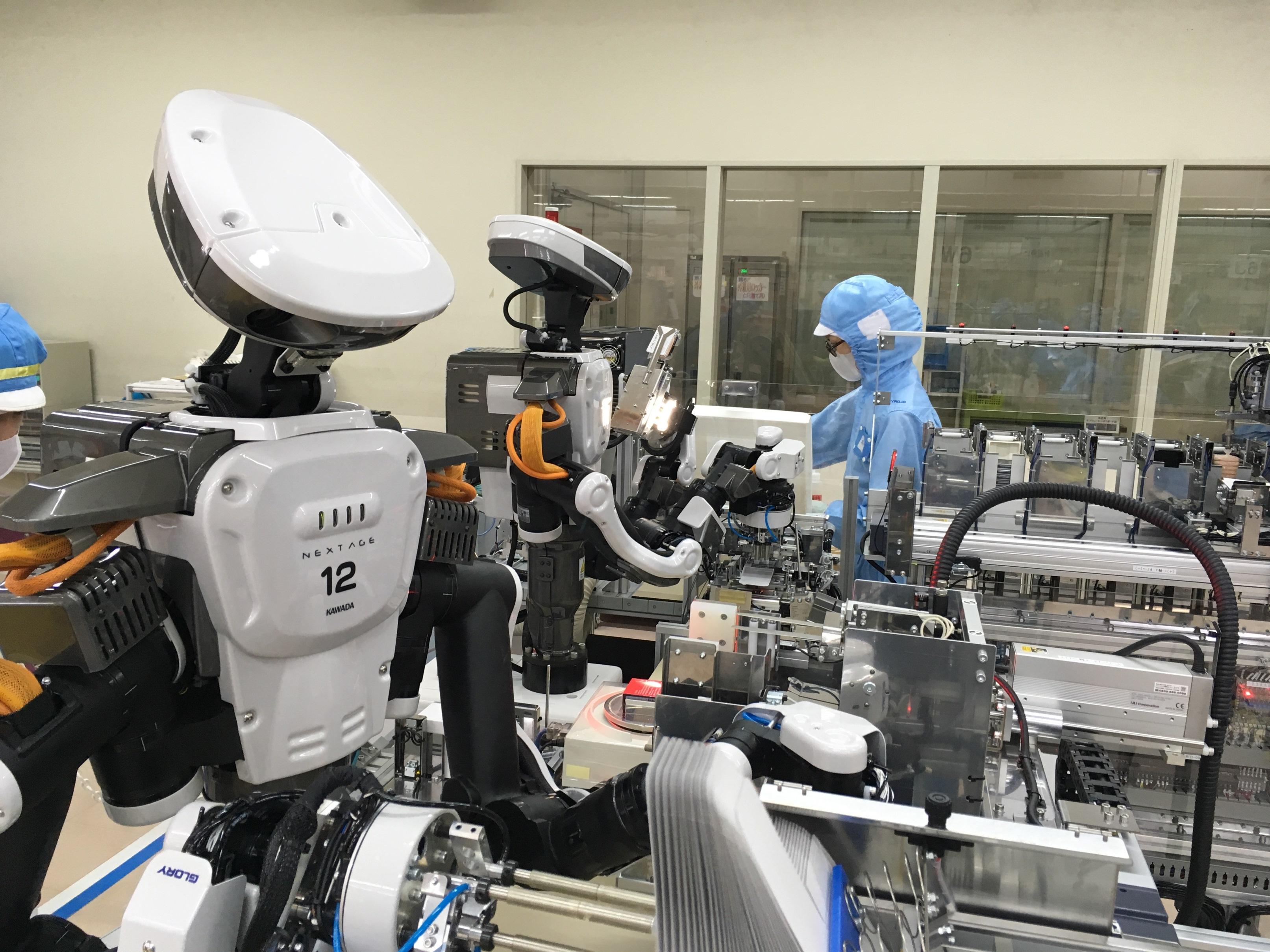 HUMANOID ROBOT KIT(ASSEMBLY KIT) - Eduscience  |Humanoid Robot Assembly