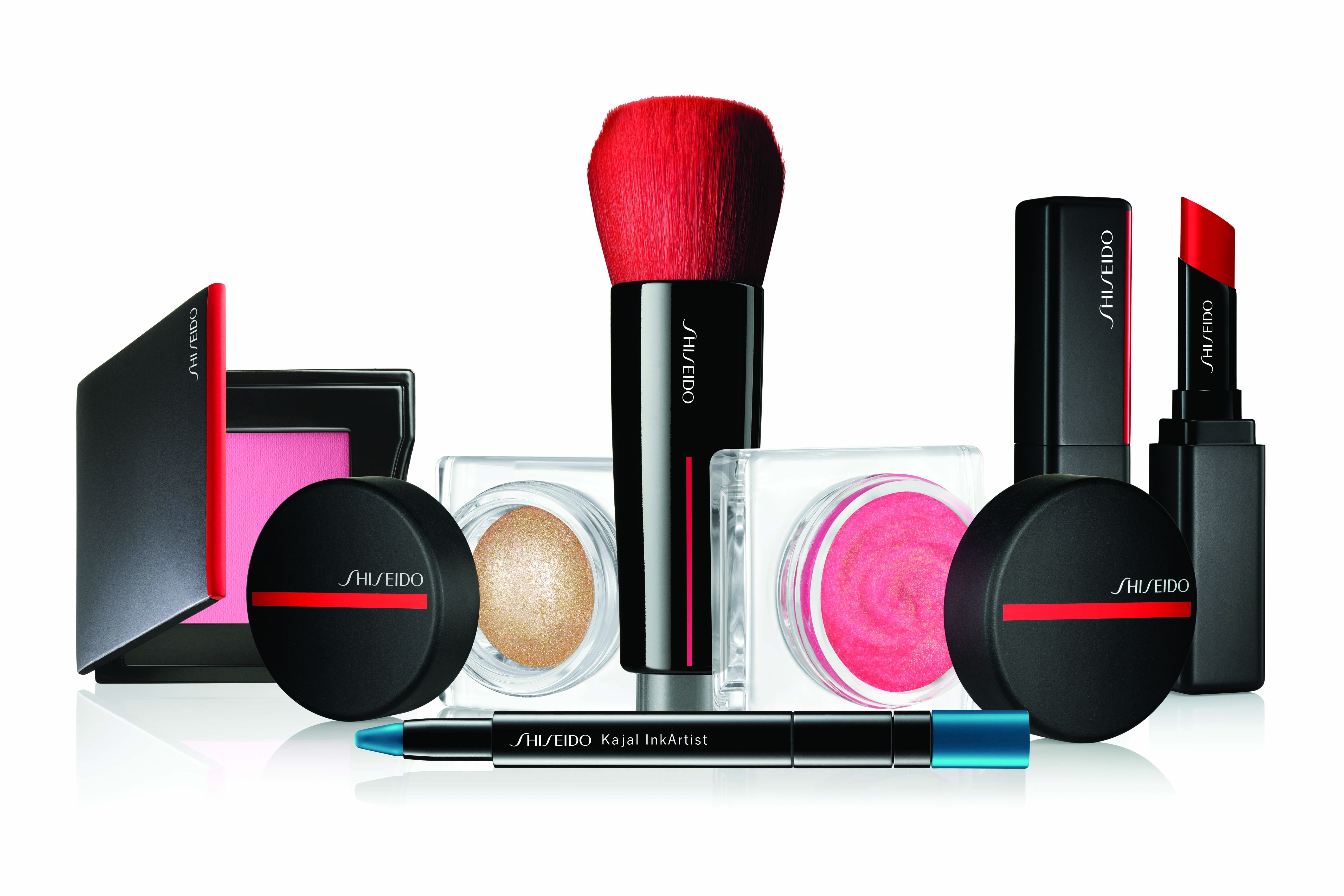New Shiseido Makeup Collection