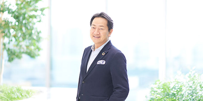 Realizing a Sustainable Society through Social Value Creation Jun Aoki Director, Executive Corporate Officer