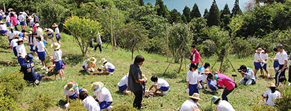 Shiseido Aid Initiatives in the Wake of the Great East Japan Earthquake