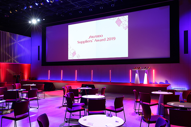 Shiseido Suppliers' Awards