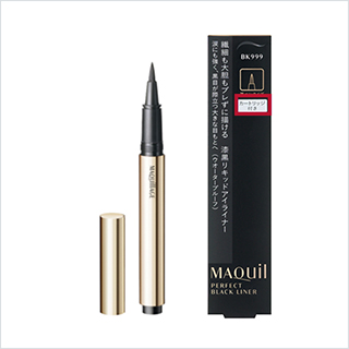 MAQUILLAGE Perfect Black Liner
