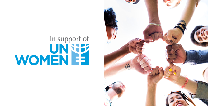 Collaboration with UN Women / Promotion of Gender Equality