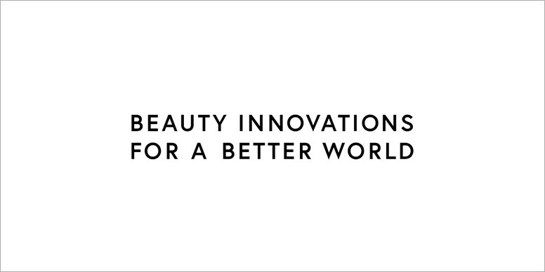 BEAUTY INNOVATIONS FOR A BETTER WORLD