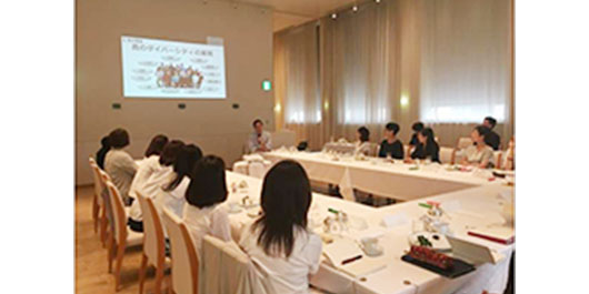 "女性リーダー育成塾""NEXT LEADERSHIP SESSION for WOMEN"""