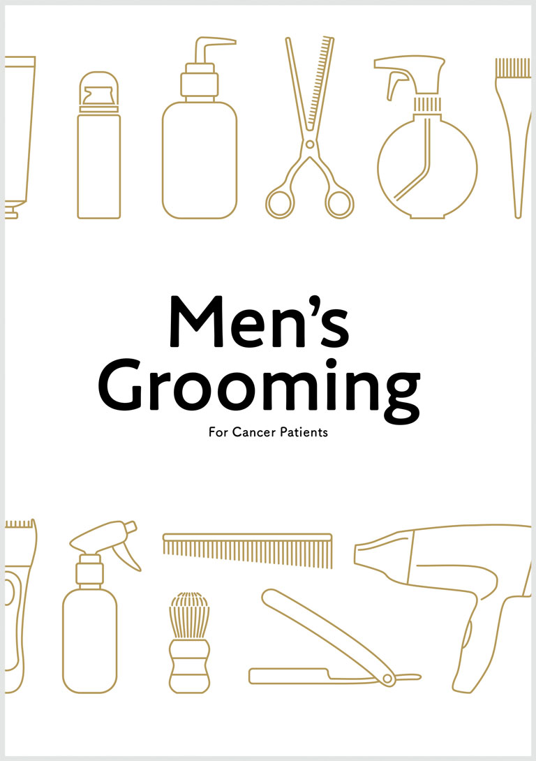 Men's Grooming For Cancer Patients